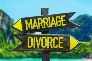 divorce or marriage