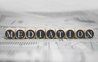 mediated agreement in family law