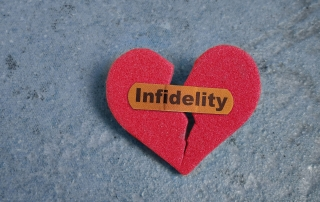 infidelity and divorce